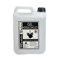 Gel Hidroalcoholico 5000ml Madels Nature